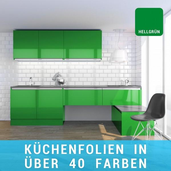 Küchenfolie hellgrün