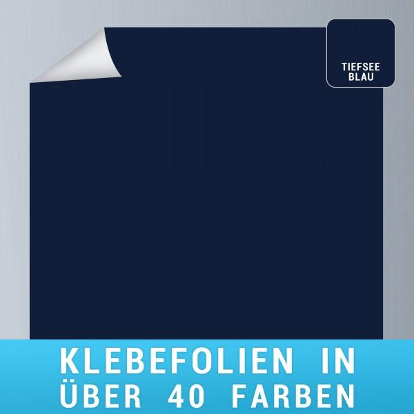 Klebefolie tiefseeblau