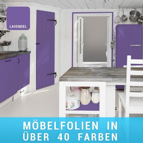 Möbelfolie Lavendel