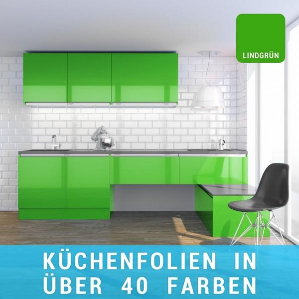 Küchenfolie lindgrün