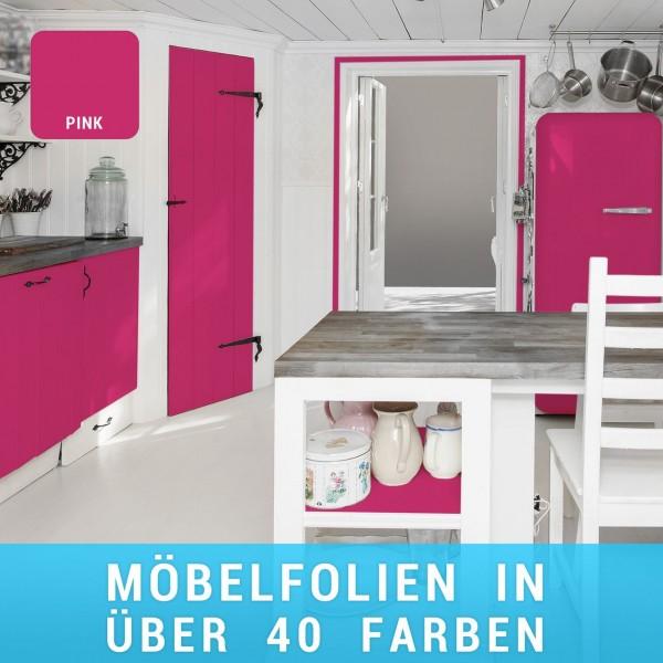 Möbelfolie Pink