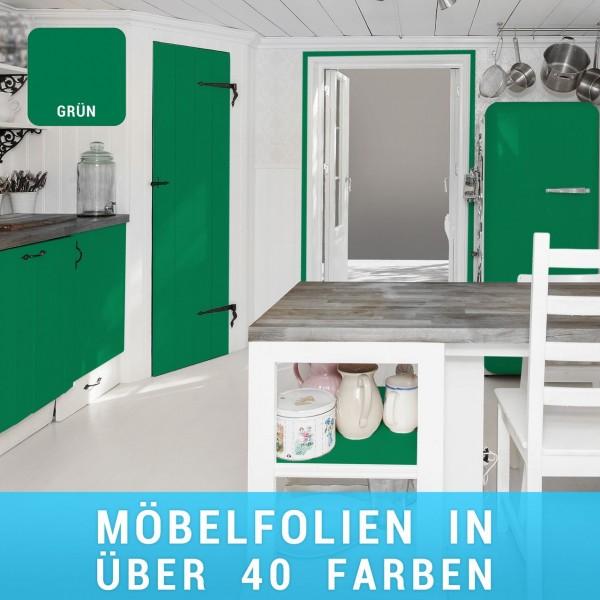 Möbelfolie Grün