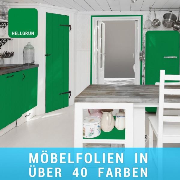 Möbelfolie Hellgrün