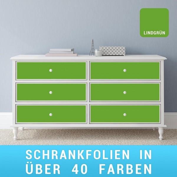 Schrankfolie lindgrün