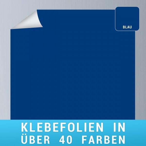 Klebefolie blau