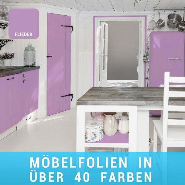 Möbelfolie Flieder